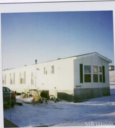 Mobile Home Park in New Town ND