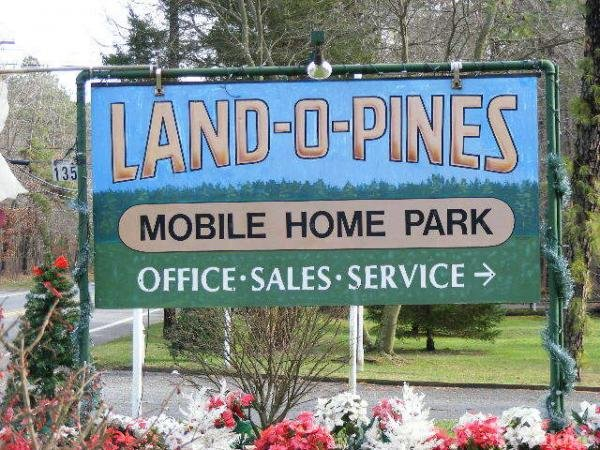 Land O Pines Mobile Home Park Mobile Home Park in Jackson, NJ