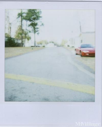 Mobile Home Park in North Augusta SC