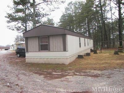 Mobile Home Park in Hartselle AL