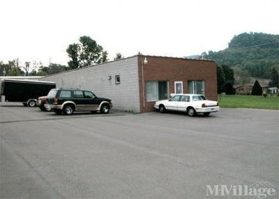 Mobile Home Park in Daniels WV