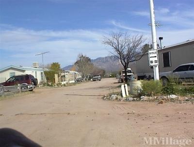 Mobile Home Park in Amado AZ