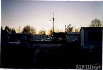 Mobile Home Park in Shannon MS