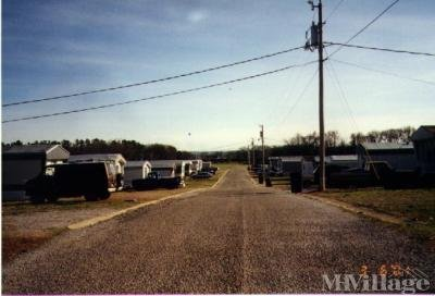 Mobile Home Park in Tuscumbia AL