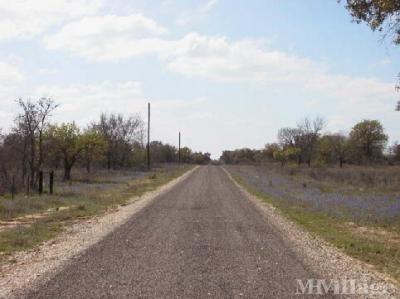 Mobile Home Park in Natalia TX