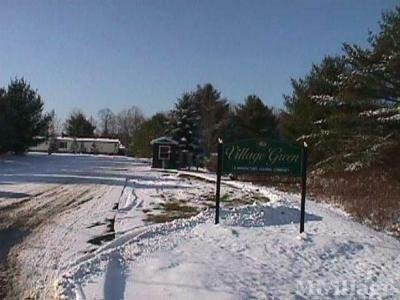 Mobile Home Park in Waterville ME
