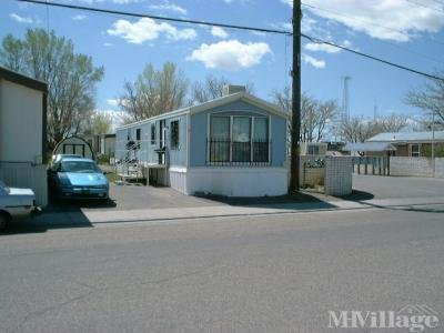 Mobile Home Park in Albuquerque NM