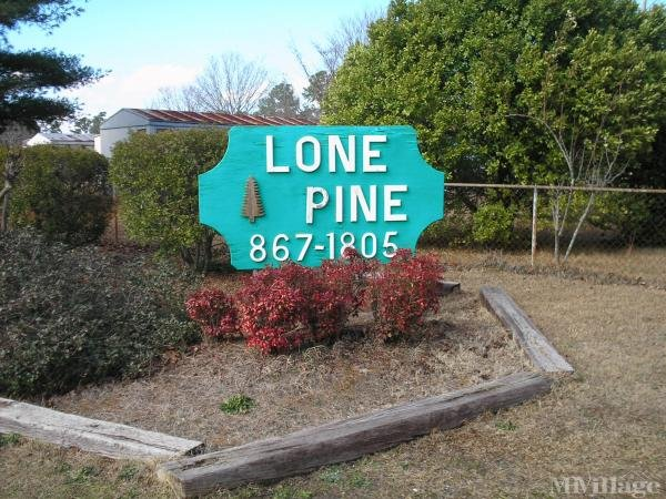 Photo of Lone Pine Mobile Home Park, Fayetteville, NC