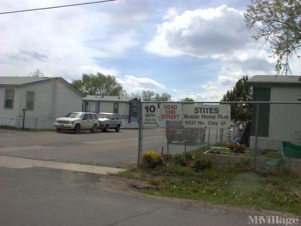 Photo of Stites Mobile Home Park, Denver, CO