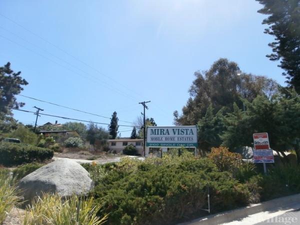 Photo of Mira Vista Mobile Home Estates, Lakeside, CA