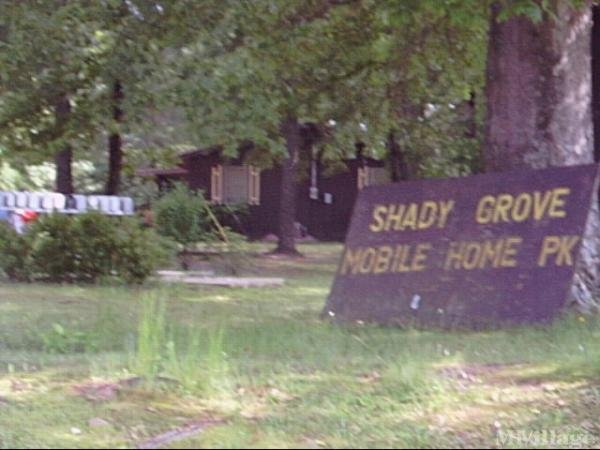 Photo of Shady Grove Mobile Home Park, Longview, TX