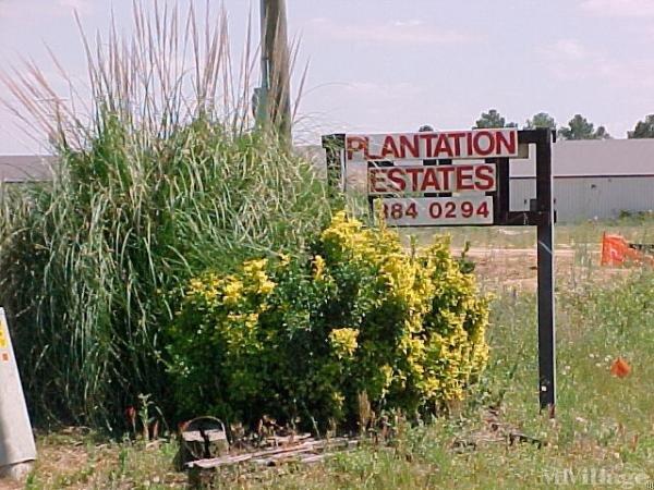 Plantation Estates Mobile Home Park in Douglas, GA