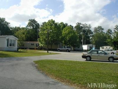 Mobile Home Park in Jacksonville FL