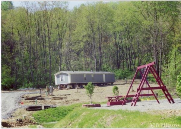 Blissfield Estates Mobile Home Park in Fairmont, WV