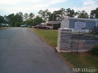 Mobile Home Park in Fayetteville GA