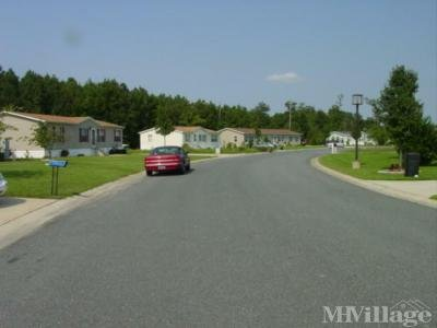 Mobile Home Park in Hebron MD