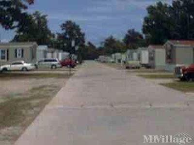 Mobile Home Park in Bridge City TX