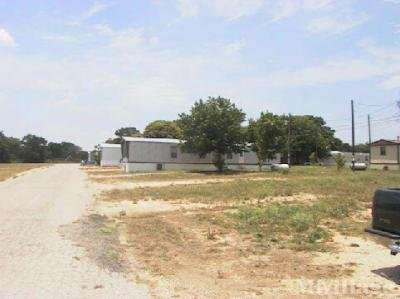 Mobile Home Park in Comfort TX