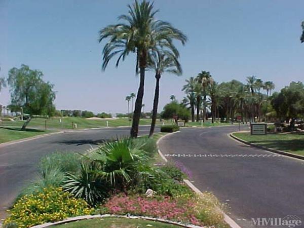 Photo of Happy Trails Mobile Home Park, Surprise, AZ