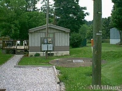 Mobile Home Park in Sissonville WV
