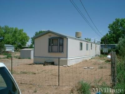 Mobile Home Park in Los Lunas NM