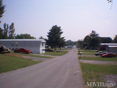 Mobile Home Park in Maryville TN