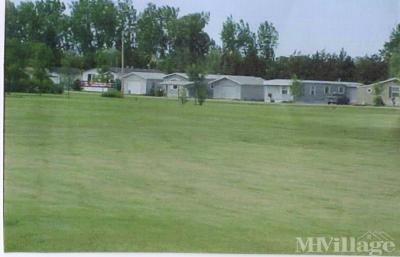 Mobile Home Park in Devils Lake ND