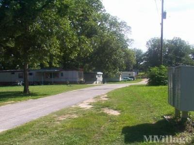 Mobile Home Park in Social Circle GA