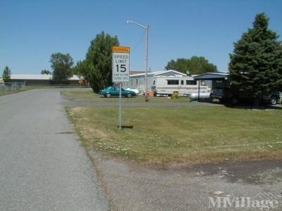 Mobile Home Park in Worden MT