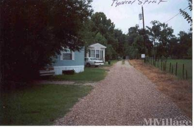 Mobile Home Park in Ventress LA