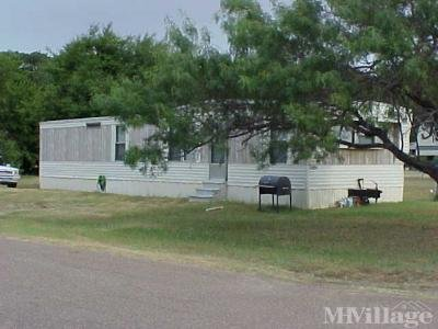 Mobile Home Park in Groesbeck TX