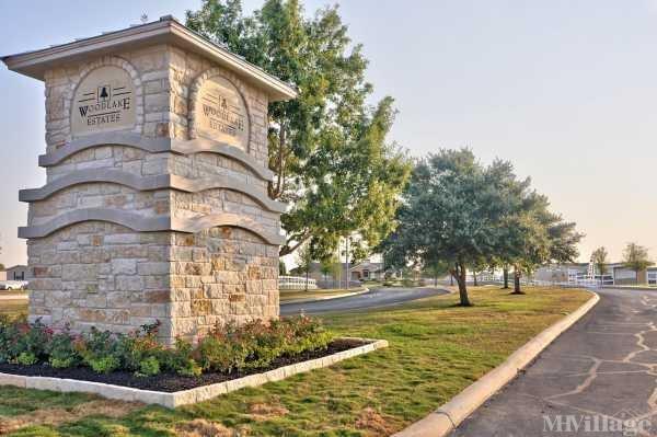 Photo 1 of 2 of park located at 7151 Woodlake Parkway San Antonio, TX 78218