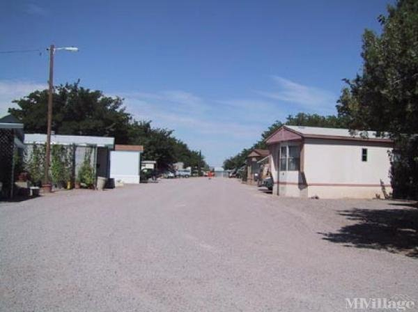 Sunny Acres Mobile Village Mobile Home Park in Las Cruces, NM