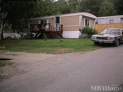 Mobile Home Park in Essex Junction VT