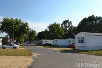 Mobile Home Park in Buffalo City WI