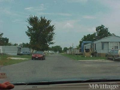 Mobile Home Park in Pearland TX