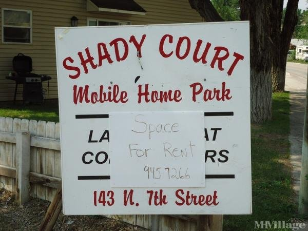 Photo of Shady Court Mobile Home Park, New Castle, CO