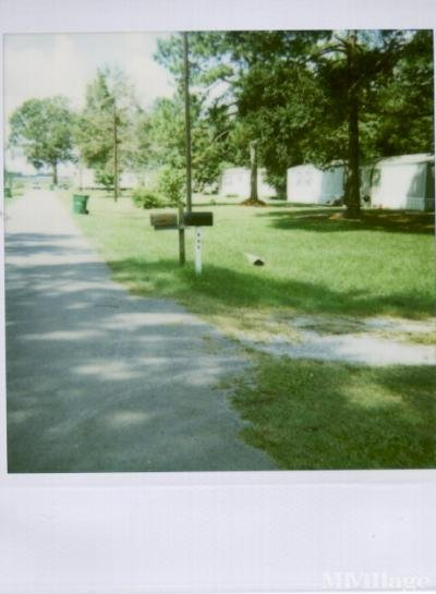 Mobile Home Park in Youngsville LA