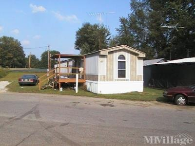 Mobile Home Park in Georgetown IN