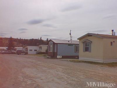 Mobile Home Park in Eureka MT