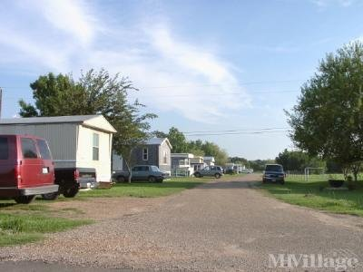 Mobile Home Park in Brookshire TX