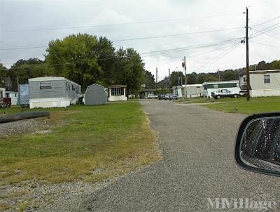 Mobile Home Park in Parkersburg WV