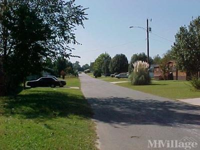Mobile Home Park in Warner Robins GA