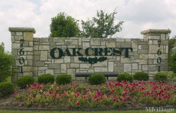 Oak Crest Mobile Home Park in Austin, TX