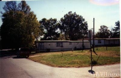 Mobile Home Park in Russellville AL