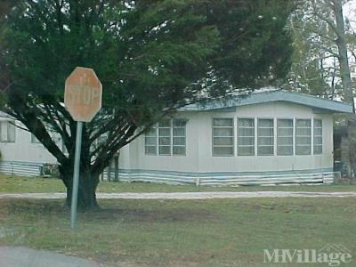 Mobile Home Park in Raiford FL