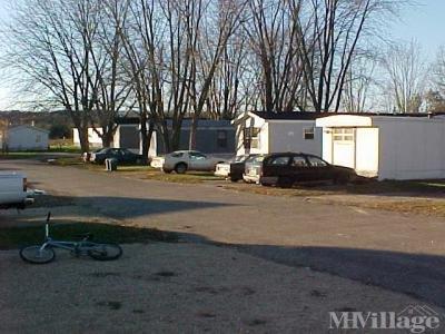 Mobile Home Park in Merrimac WI