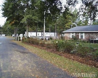 Mobile Home Park in Lucedale MS