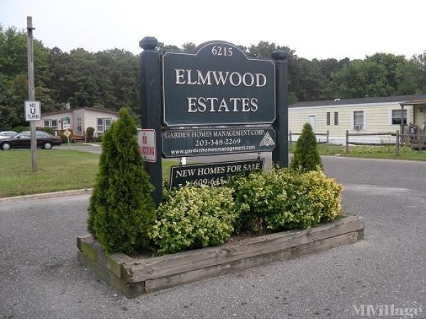 Elmwood Estates Mobile Home Park in Egg Harbor Township, NJ