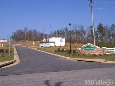 Mobile Home Park in Commerce GA